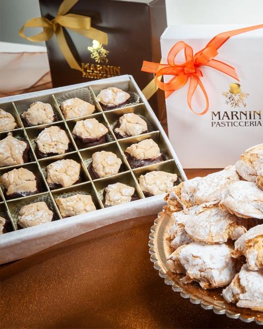 Pasticceria MARNIN - Amaretti
